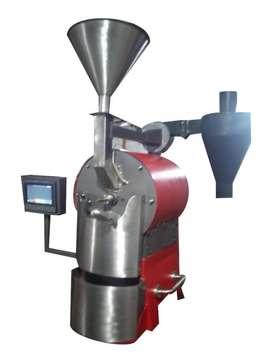 tostadora de cafe 2 kilos automatizada