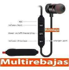 · Audifonos Bluetooth Sport Deportivos Oferta
