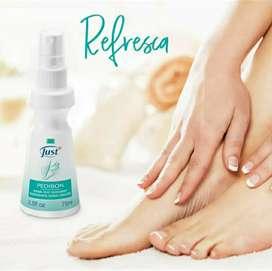 Spray desodorante para pies Pedibon