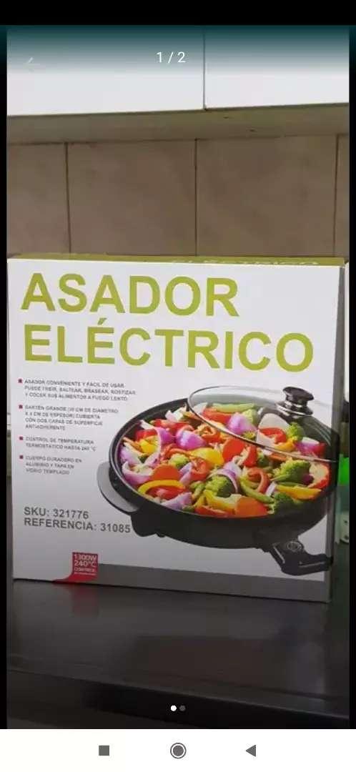 SE VENDE ASADOR ELÉCTRICO
