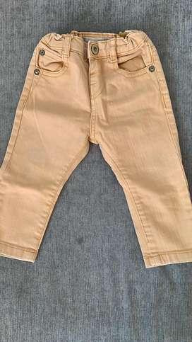 Pantalones Zara Babyboys 9-12 meses