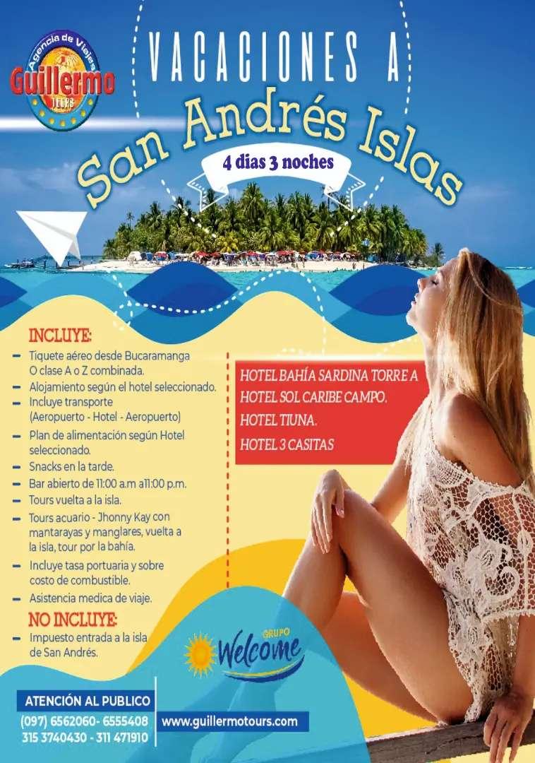 San Andrés isla 0