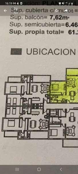 Especial departamento en barrio privado Maria Eugenia Residences