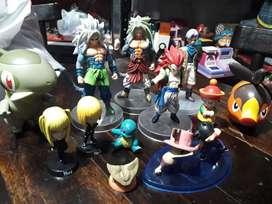 Vendo colección de figuras Dragon Ball Z