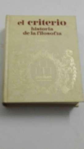 PIURA: LIBRO - EL CRITERIO -  TRATADO METAFÍSICO Y DEL CONOCIMIENTO.