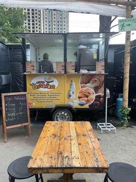 Venta de Food Truck comidas