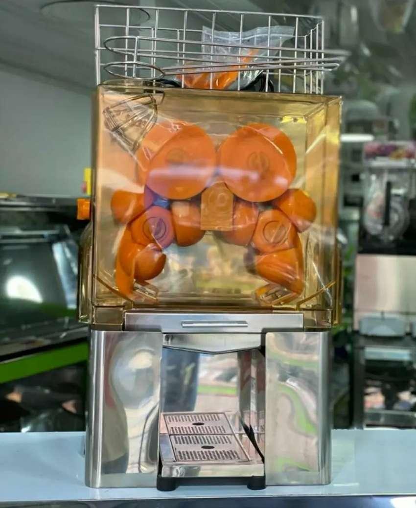 Exprimidor Industrial de Naranjas 0