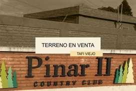 Venta de Terreno Country Club Pinar II, Tafí Viejo,Tucumán