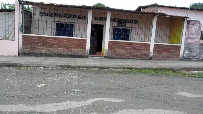 Vendo casa en Quevedo Provincia de Los Ríos