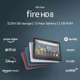 Fire HD8 Amazon