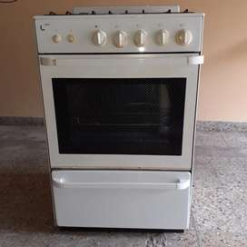 Cocina Longvie  2501 Gas natural.