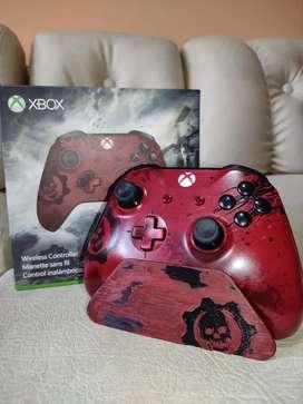Control de Xbox one edición especial GEARS OF WARS 4