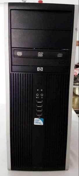 PC HP Compaq 8000 ELITE Intel Doble Núcleo 4gb ram Oportunidad, IMPECABLE.