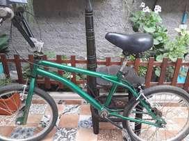 Vendo bicicleta rofado 20