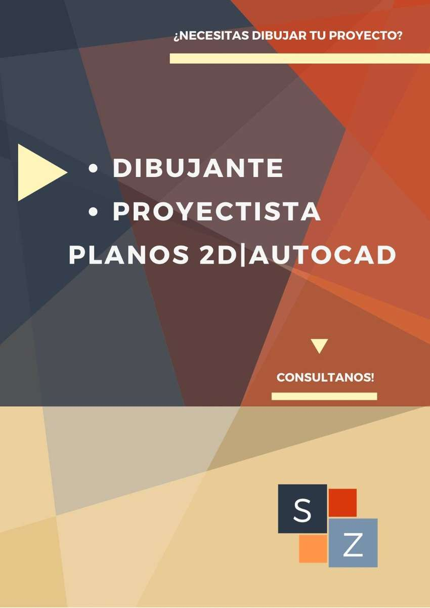 Planos 2D | AutoCAD 0