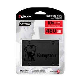DISCO ESTADO SOLIDO 480 GB KINGSTON A400