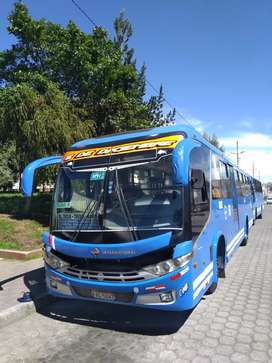 Vendo bus international año 2016
