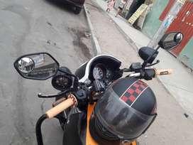 Moto honda unicorn 150