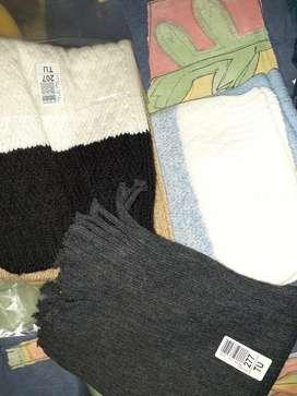 Vendo bufandas