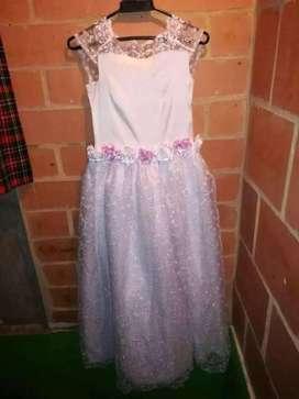 Vestido para primera comunión o 15 años