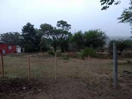 vendo terreno en villa parque siquiman
