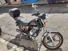 Suzuki gn 125 2022