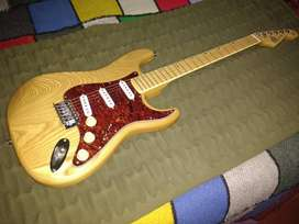 Stratocaster SX Ash vintage custom impecable