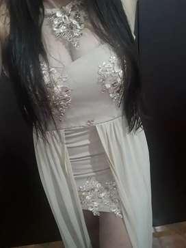 Vestido de fiesta corto