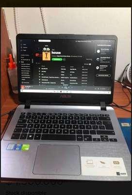 Portatil Asus core i5 + 1Tb + 4 Ram + 16gb de intel optane + tarjeta grafica Mx 130