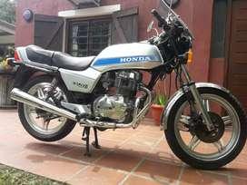 HONDA CB 400 N IMPECABLE (VENDO O PERMUTO)