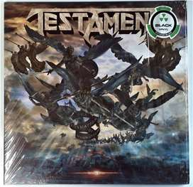 Testament The Formation Of Damnation Lp Nuclear Blast 2008