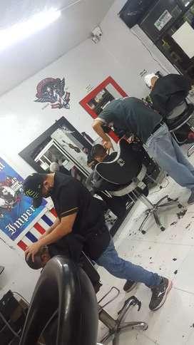 Solicito barbero sector bosa