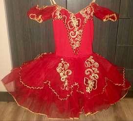 Vestido de Ballet Lorella Dance