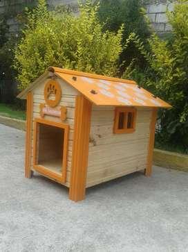Casa para Perros Orange