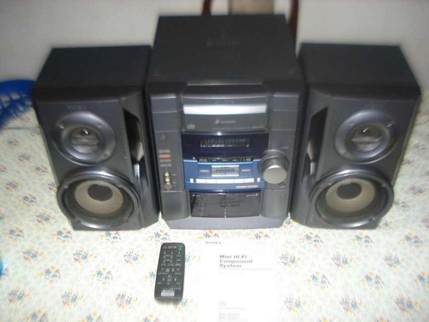 Minicomponente Sony Hcd Dx100 C/ctrl Rem Y Manual Orig Excel 0