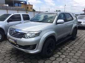 Toyota Fortuner 2013 4x4 Full Facilidades de Pago