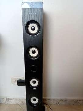 Vendo Bafle Amplificador de Sonido
