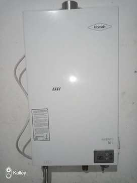 Vendo calentador de agua 10 litros, está como nuevo