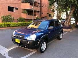 Hyundai tucson 2007 4x4 Gasolina