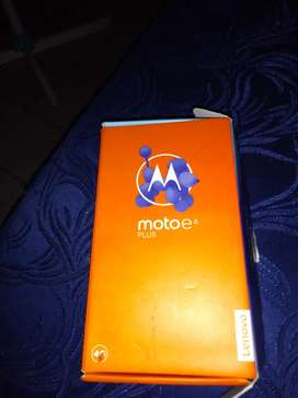 Vendó celu Motorola e4PLUS4g