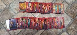 Cartas Dragon Ball de Colección
