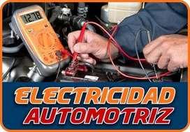 servicios de electricidad automotriz