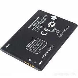 Vendo Bateria ACATEL BATERÍA TLI014A1 P 4010 SPOP 4030 MPOP 5020 5035