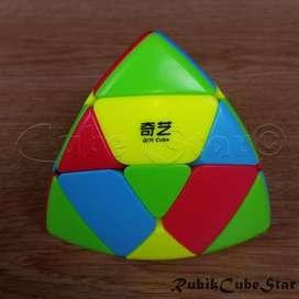 Cubo Rubik Mastermorphix Qiyi Stickerless Pillow Nuevo