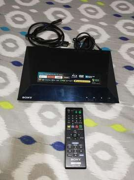 Blu ray con Wifi Marca sony