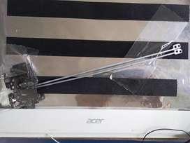 ASC USADO Acer Aspire E5-573 Tapa completa PANTALLA bisagras