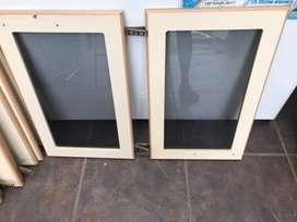 Mueble cocina : Puertas, alacena y esquinero