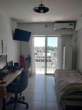 vendo depto de 1 ambiente(luminoso) con balcon