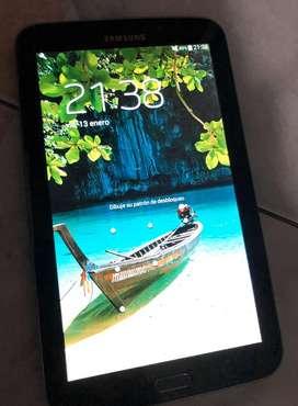 Tablet Samsung Tab 3 mini. 7 pulgadas