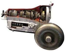 caja automatica Volvo 4 vel y 3 vel 740/264/244
